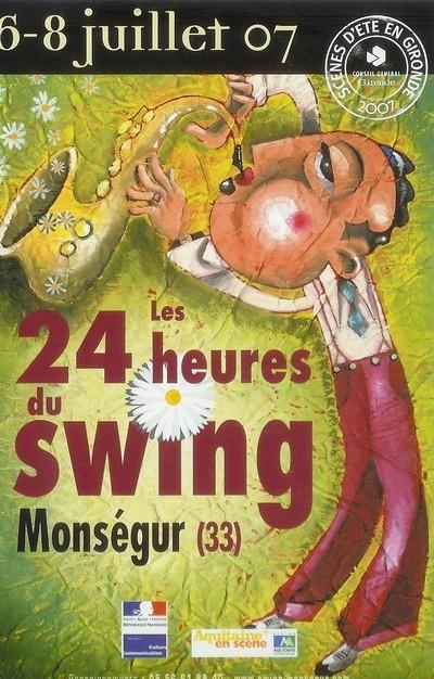 Les 24 heures du Swing 2007