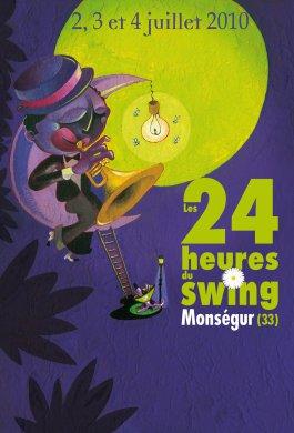 Les 24 heures du Swing 2010