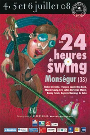 Les 24 heures du Swing 2008