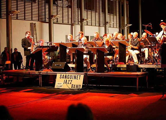 Sanguinet Jazz Band