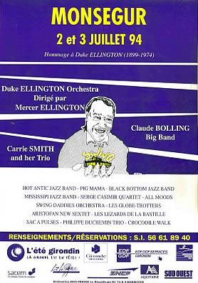Les 24 heures du Swing 1994