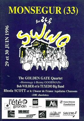 Les 24 heures du Swing 1996