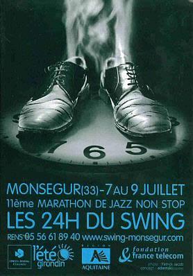 Les 24 heures du Swing 2000