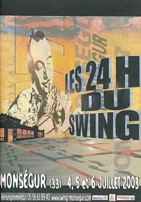 Les 24 heures du Swing 2003