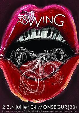 Les 24 heures du Swing 2004