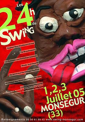 Les 24 heures du Swing 2005