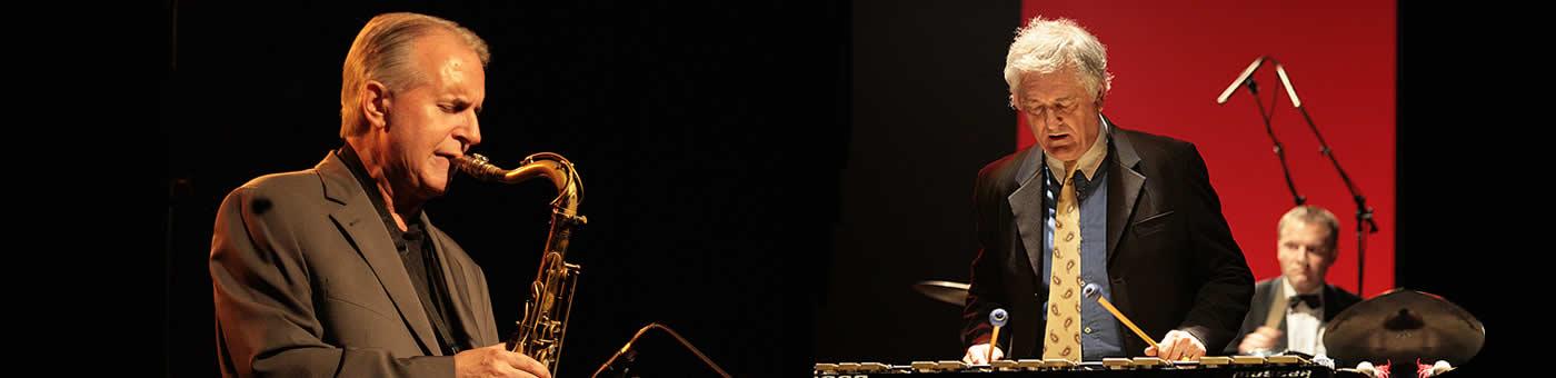 Scott Hamilton et Dany Doriz Quintet