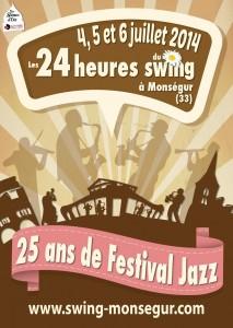 Les 24 heures du Swing 2014 - Festival Jazz Gironde