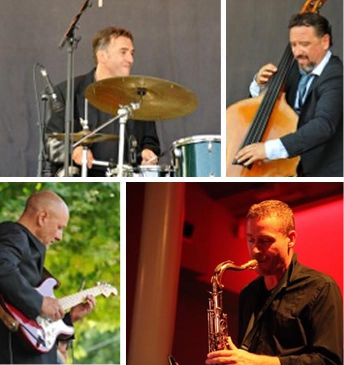 Christophe Gagner Quartet