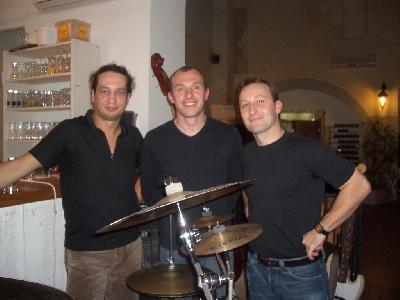 Mazurier Trio