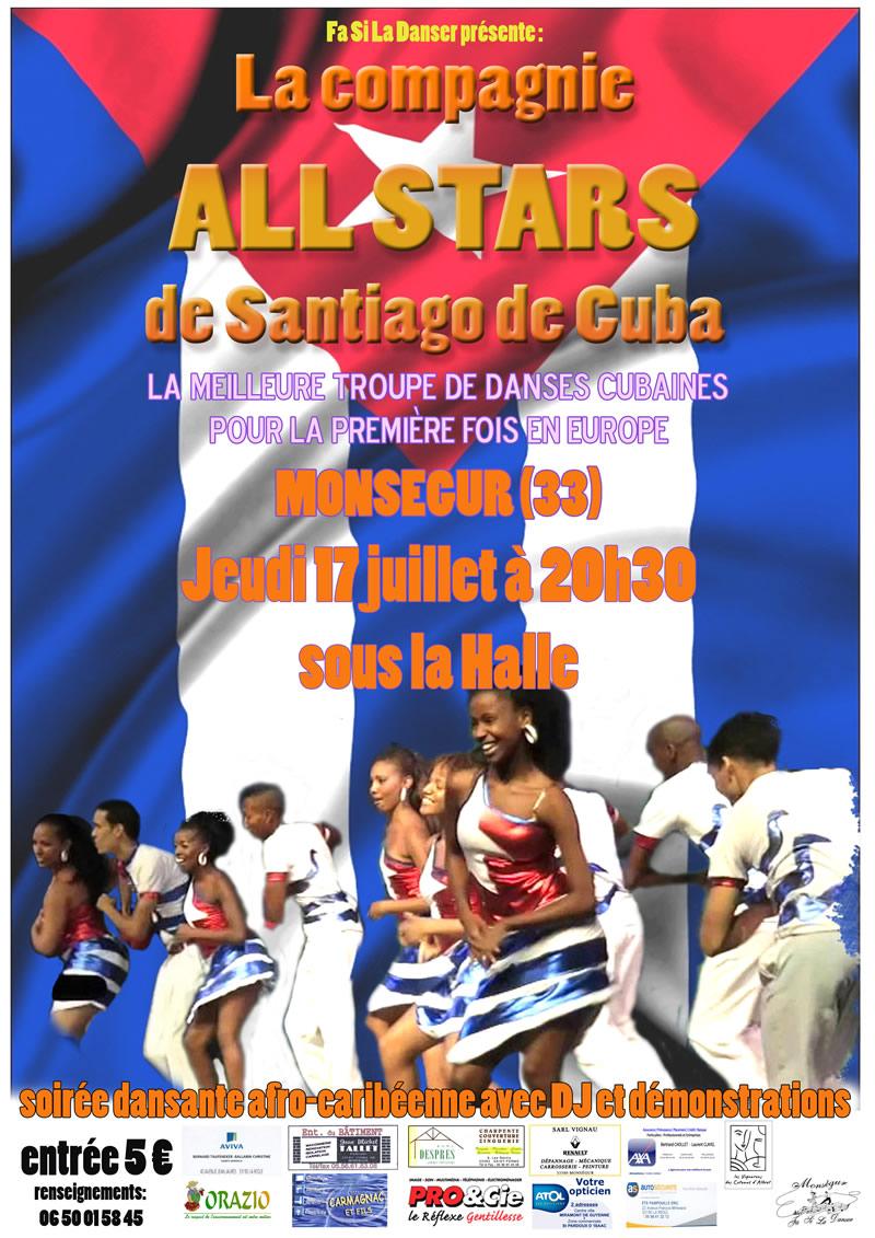 Soirée Dansante Afro-Cubaine avec DJ