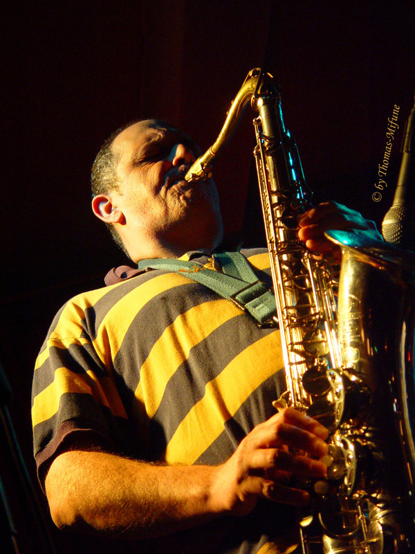 Francis Bourrec et Olivier Hutman Quartet