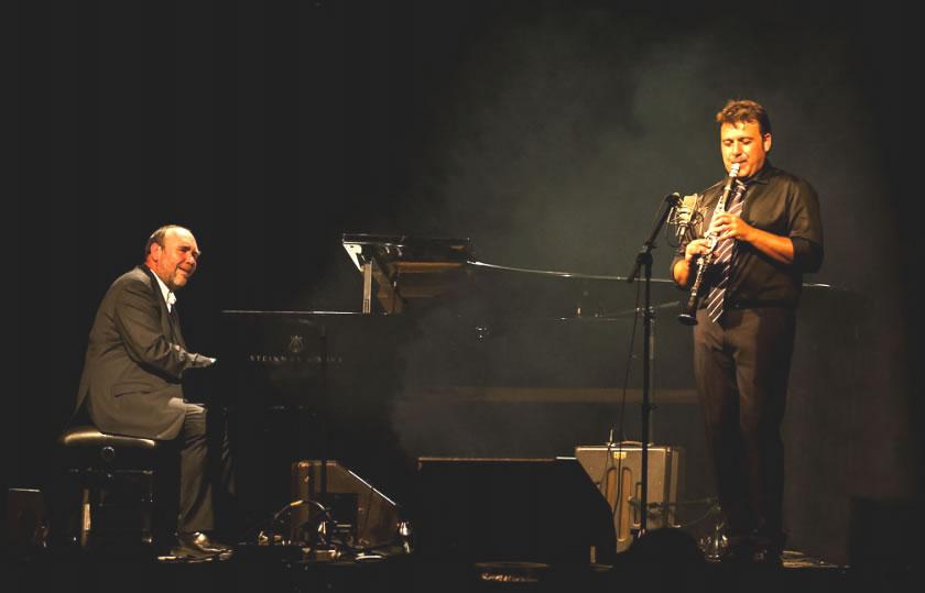 Jérôme Gatius & Alain Barrabès Duo
