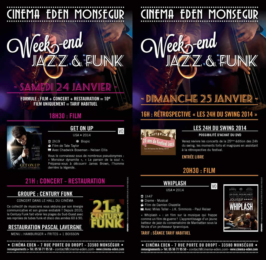 Week-end Jazz & Funk