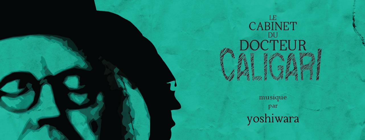 Ciné-concert «Le cabinet du docteur Caligari»