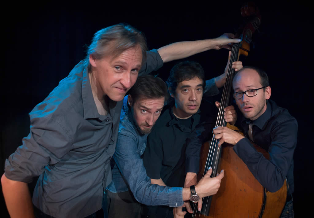 Jean-Claude Oleksiak Quartet