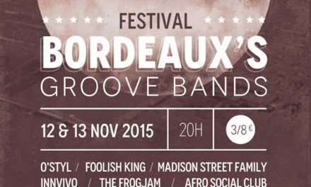 Festival Bordeaux's Groove Band