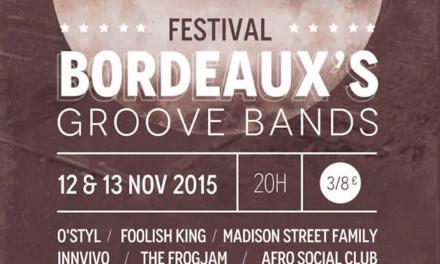 Festival Bordeaux's Groove Band