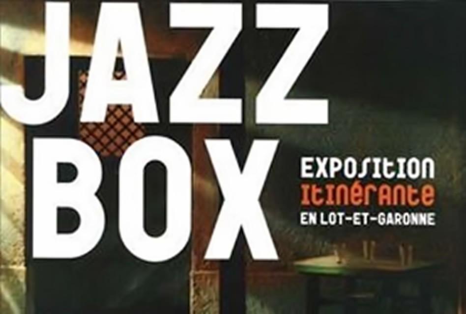 Exposition itinérante JazzBox