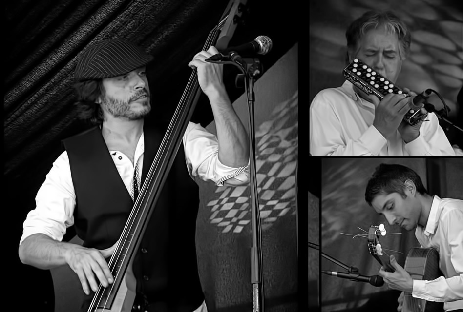 Swing Rencontre Trio
