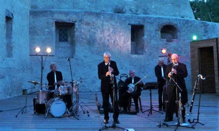 Barfly Jazz Band Clarinet Duet