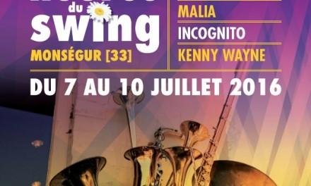 Les 24 heures du Swing 2016