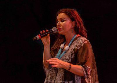 Natacha Atlas | Les 24 heures du Swing 2016