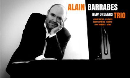 Alain Barrabès New Orleans Trio
