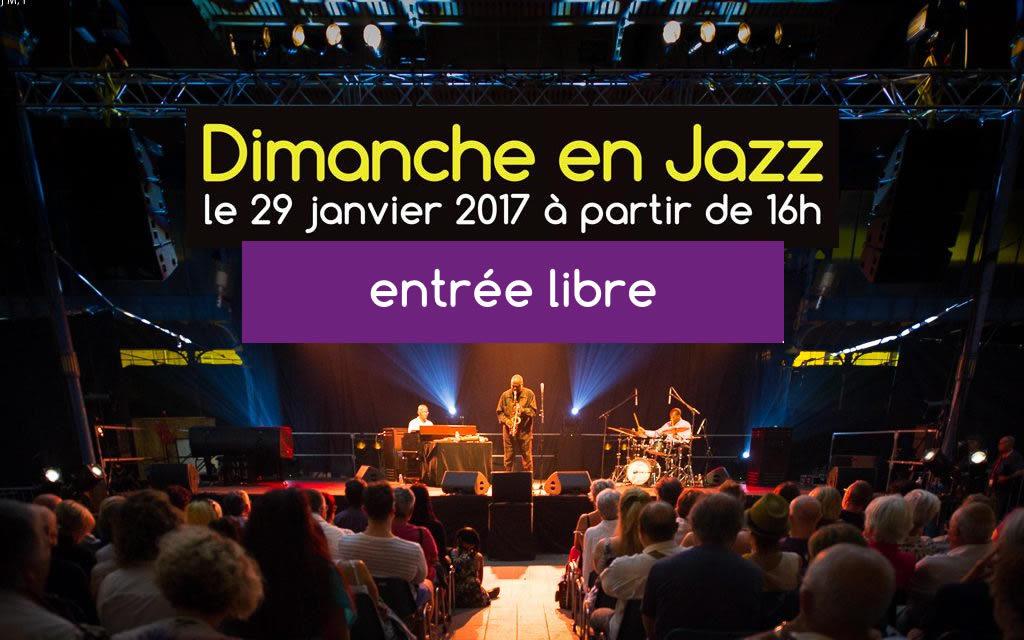 Dimanche en Jazz – Retrospective Festival les 24 heures du Swing 2016