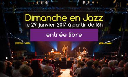 Dimanche en Jazz – Retrospective Festival les 24 heures du Swing