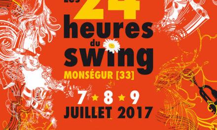 Les 24 heures du swing 2017