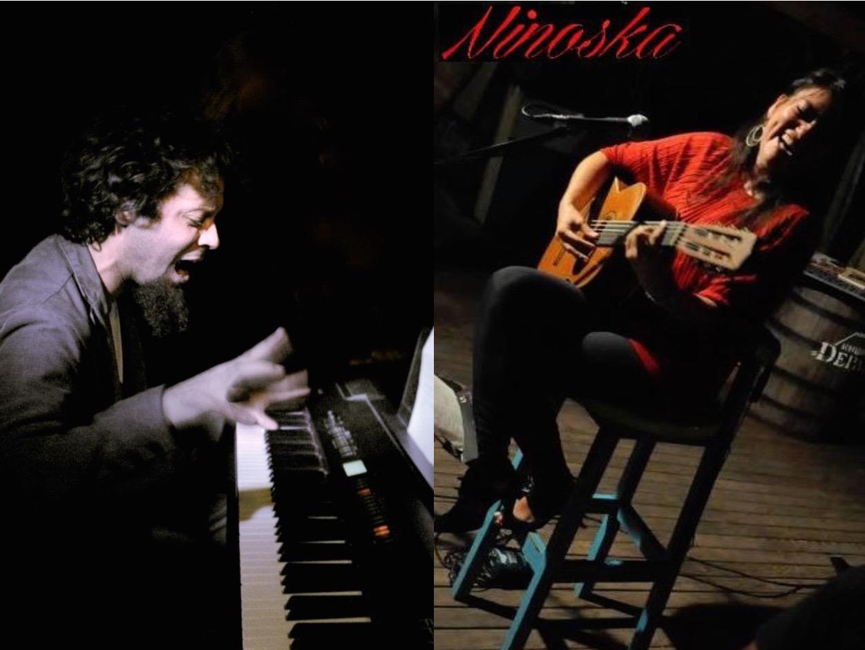 Ninoska Espinola et Thomas Bercy