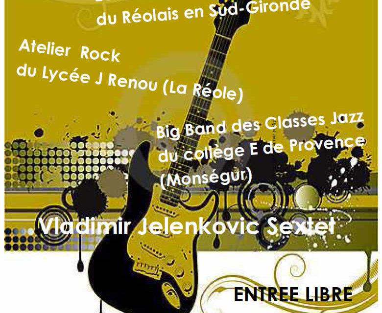 BEST OF… Musiques en Réolais !