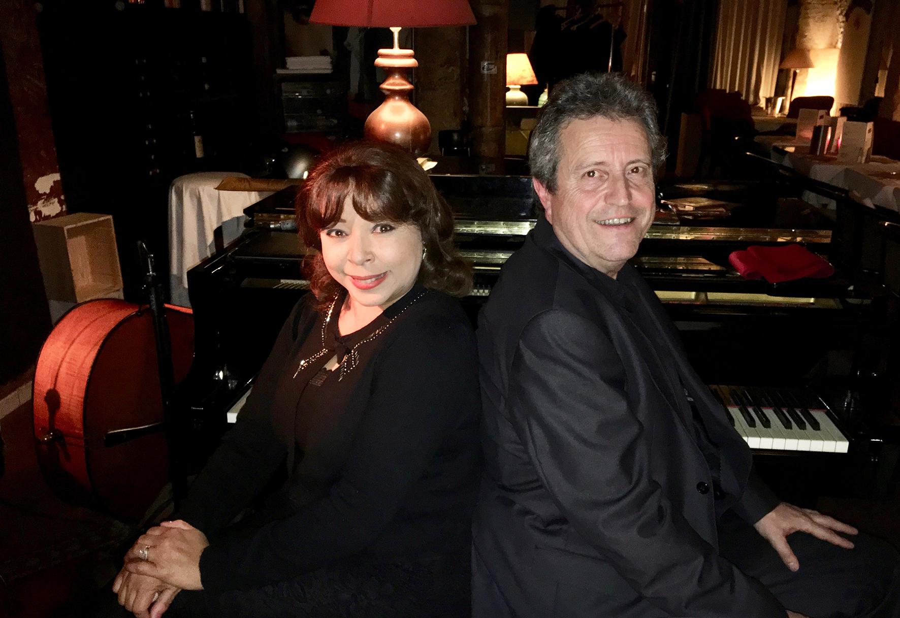 Leslie Lewis avec le Philippe Duchemin trio