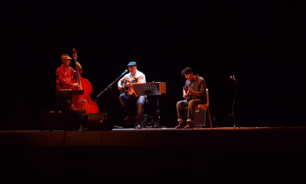 Trio Swing Guitar