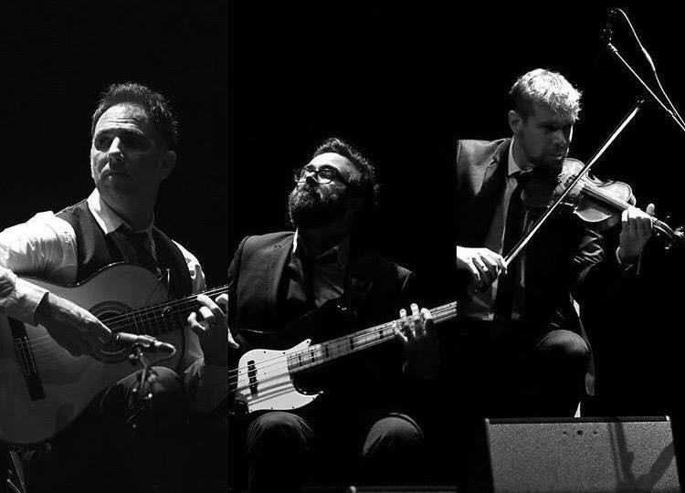 Nicolas Saez Trio
