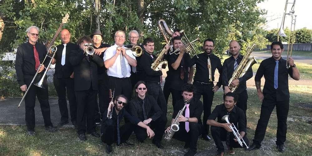 Big Band Assosax