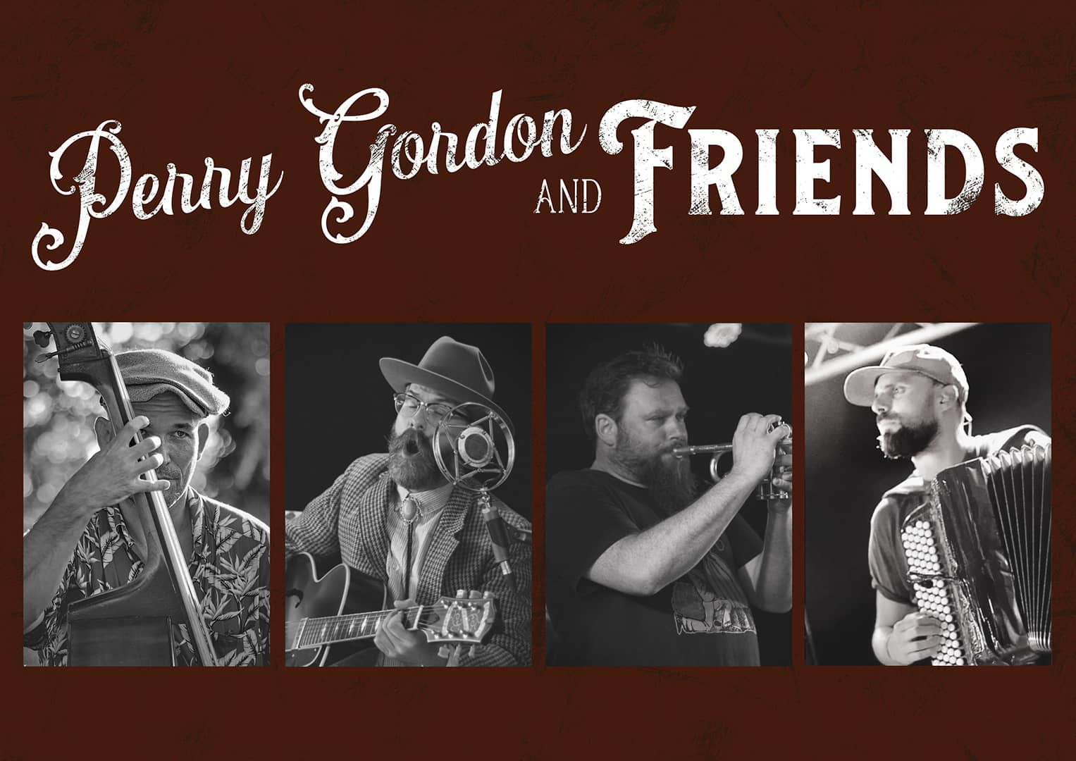 perry gordon and friends